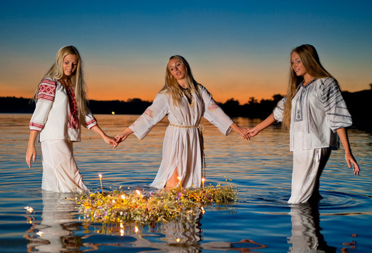 Ivana Kupala: A Midsummer Night's Dream